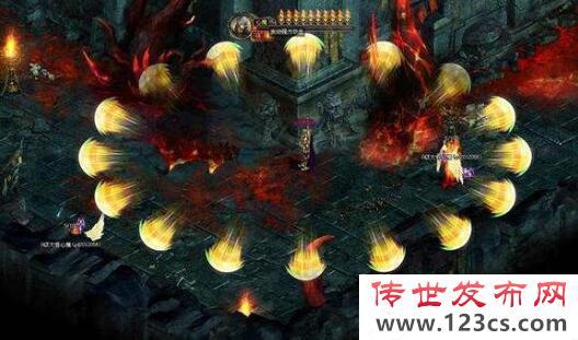 传世开服网中刷神秘之地守护者的玩法攻略