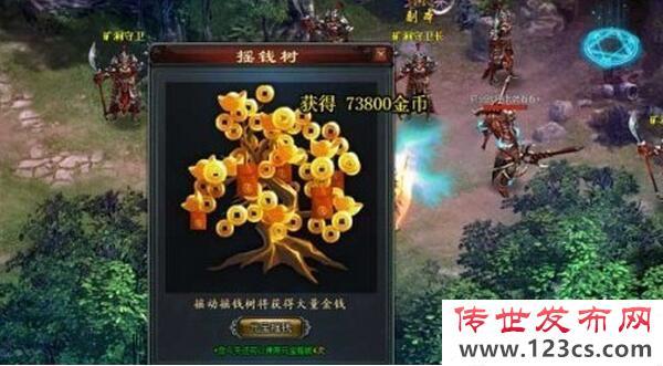 最新传世开服骨灰玩家与RMB玩家的不同升级方法
