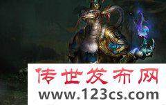 刷玄冰古道副本中的蛇妖王boss玩法介绍