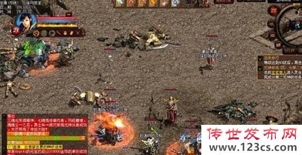 战士开红杀人和别的玩家PK有什么不同
